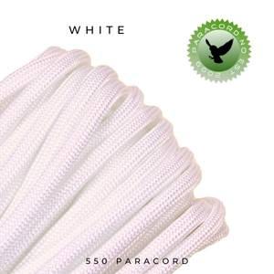 Bilde av White 550 Paracord