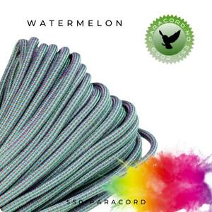 Bilde av Watermelon 550 Paracord