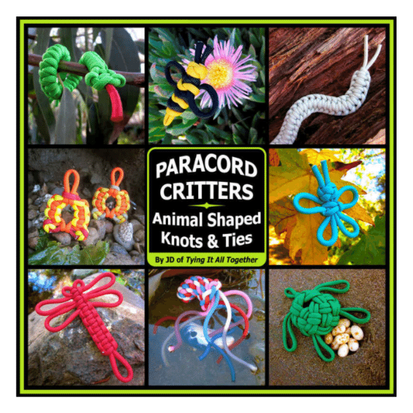 Paracord Critters: Animal Shaped Knots